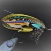 Classic Salmon Fly Tyer's Photo